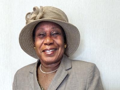 Dr. Maxine Woodside